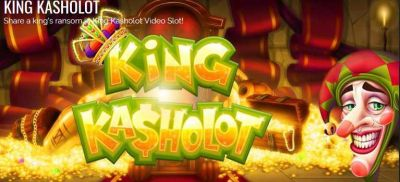 King Kasholot Slot Review