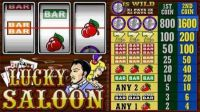 Lucky Saloon free Slot Review