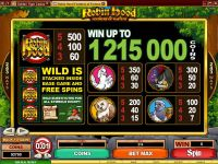 Robin Hood Feathers of Fortune