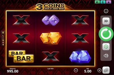 3 Coins Slot Review