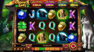Clover Lady Slot Review