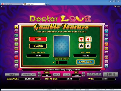 Doctor Love Slot Review