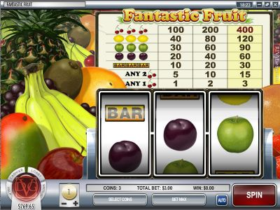 Fantastic Fruit Slot Review