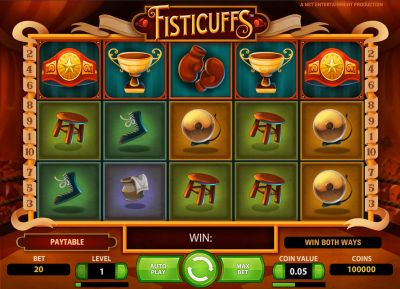 Fisticuffs Slot Review