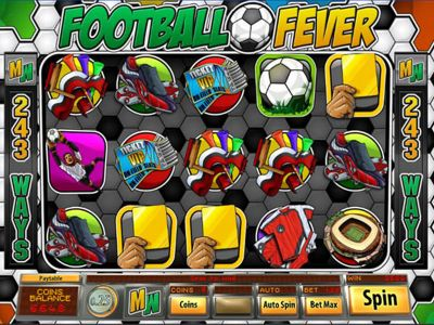 Football Fever Slot Review