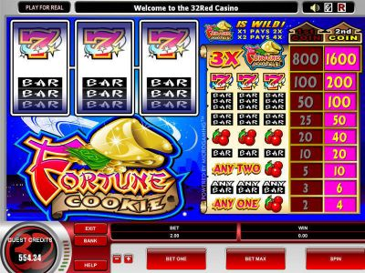 Fortune Cookie Slot Review