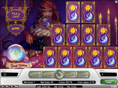 Fortune Teller Slot Review