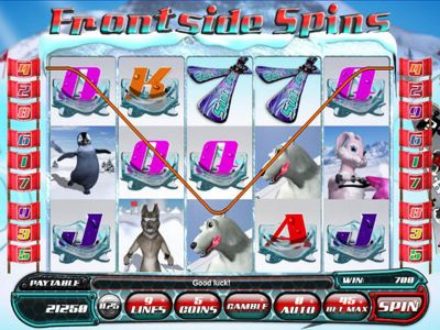 Frontside Spins Slot Review