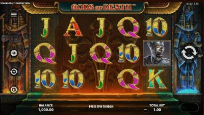 Gods of Death Slot Review