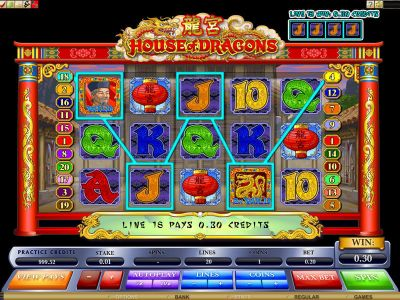 House of Dragons Slot Review