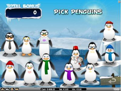 Icy Wonders Slot Review