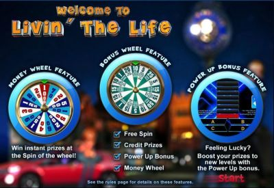 Livin The Life Slot Review