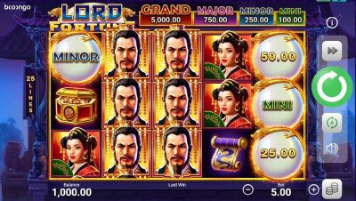 Lord Fortune Slot Review