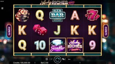 Lucky Riches Slot Review
