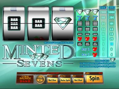 Minted Sevens Slot Review