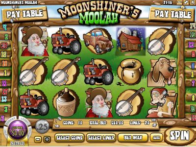 Moonshiners Moolah Slot Review