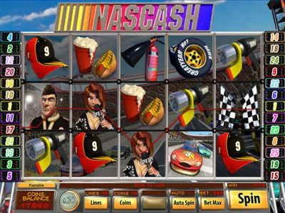 Nascash Slot Review