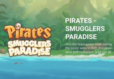 Pirates - Smugglers Paradise Slot Review