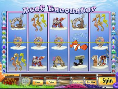 Reef Encounter Slot Review
