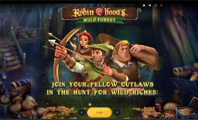 Robin Hood's Wild Forest Slot Review