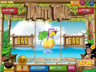 Tahiti Time Slot Review