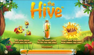 The Hive Slot Review