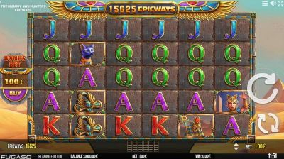 The Mummy EPICWAYS Slot Review