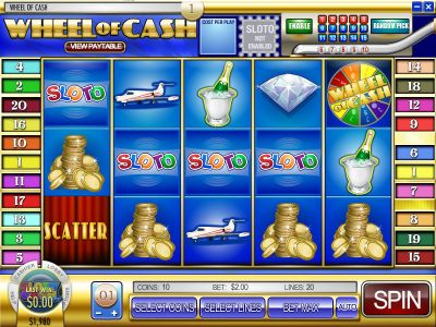 Wheel of Cash Slot Review