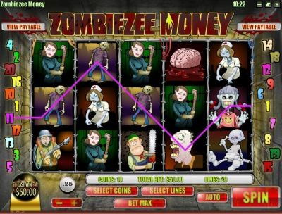 Zombiezee Money Slot Review